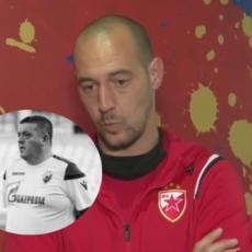 STANKOVIĆ I BORJAN SE OPROSTILI OD KOSANOVIĆA: Kada su nam bile SPUŠTENE glave on je uspevao da nas PODIGNE (VIDEO)