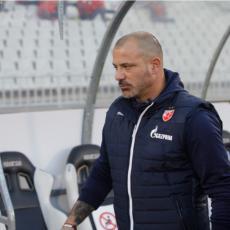 STANKOVIĆ POSLE DERBIJA KRITIČAN: Zašto protiv Partizana igramo unazad? To nije naša igra