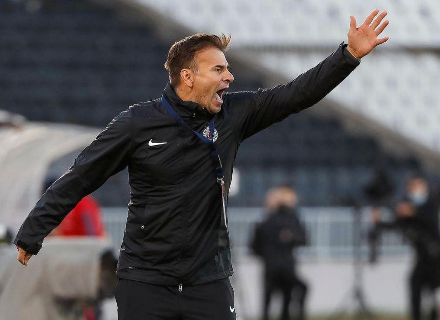 STANOJEVIĆ EKSPLODIRAO POSLE DERBIJA: Kako da budem zadovoljan? Zvezda je bila bezopasna, zbog penala smo ostali bez pobede!