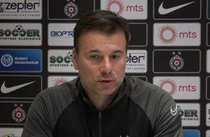 STANOJEVIĆ PRED RADNIČKI: 'Moramo da pobedimo, verujem da će reakcija igrača biti prava'