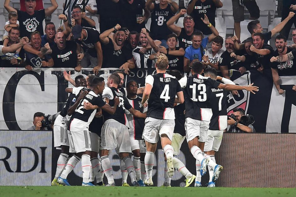 STARA DAMA BACILA OKO NA ZVEZDE PREMIJER LIGE: Juventus hoće Eriksena, Sona i Salaha (FOTO)