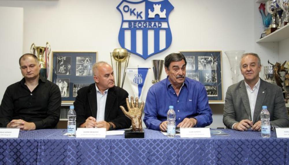 STAVLJEN PARAF: Mega i OKK Beograd potpisali ugovor o saradnji