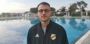 STEFAN ČOLOVIĆ: 'Lako sam se dogovorio sa Čukaričkim, želja mi je bila da dođem na Banovo brdo'