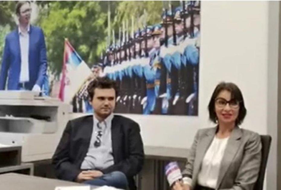 STEFAN PRAVO SA KEMBRIDŽA U SRBIJU: Svoju budućnost vidim ovde, zbog toga svoje poverenje 21. juna ukazujem SNS
