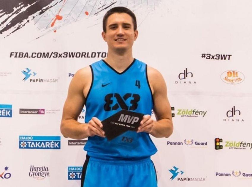 STEFAN STOJAČIĆ ZA KURIR: Srbija je u basketu 3x3 glavni favorit za olimpijsko zlato! VIDEO