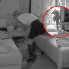 STEFAN UDARIO ŠOPIĆKU, PREVIJALA SE OD BOLOVA! Ermina IZLETELA kroz prozor i... (VIDEO)