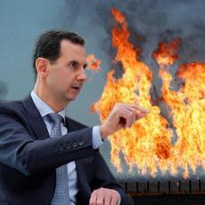 STEJT DEPARTMENT OPTUŽIO SIRIJSKOG PREDSEDNIKA: Asad je koristio hemijsko oružje u Siriji