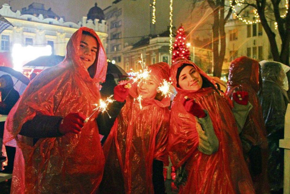 STIGLA JE POTPUNO DRUGAČIJA NOVOGODIŠNJA ČAROLIJA: Festival Coca-Cola x New Year's District 2020. osvojio srce građana