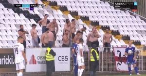 STIGLA KAZNA ZA VOŽDOVAC: Tri gostujuće utakmice bez publike!