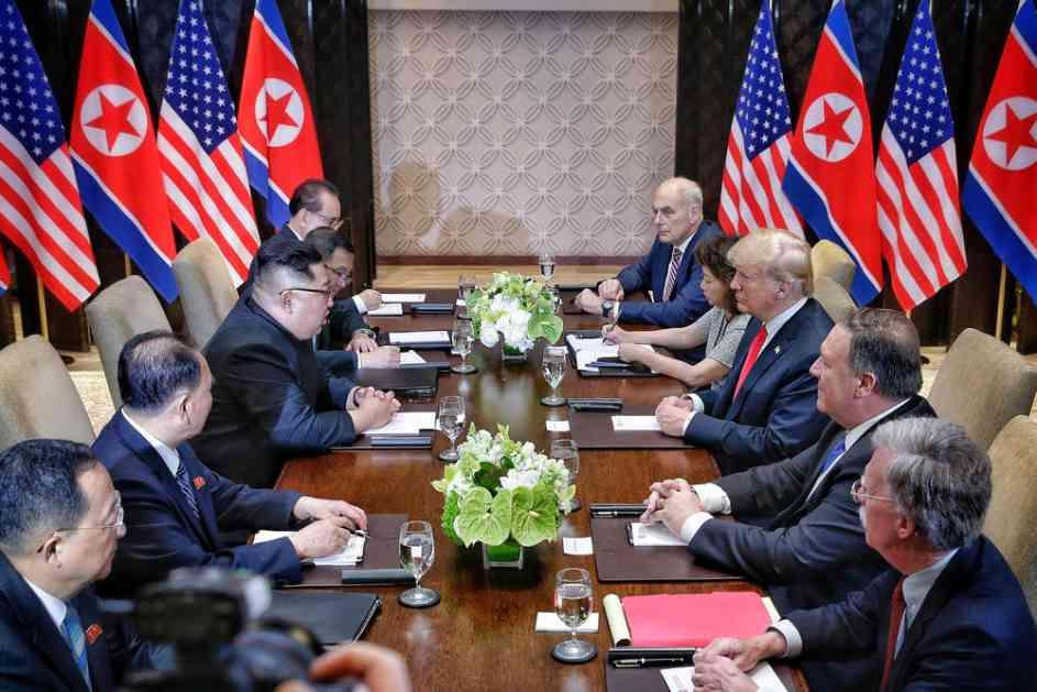STIGLA POTVRDA IZ PENTAGONA: Vojne vežbe SAD i Južne Koreje prekidaju se na neodređeno vreme