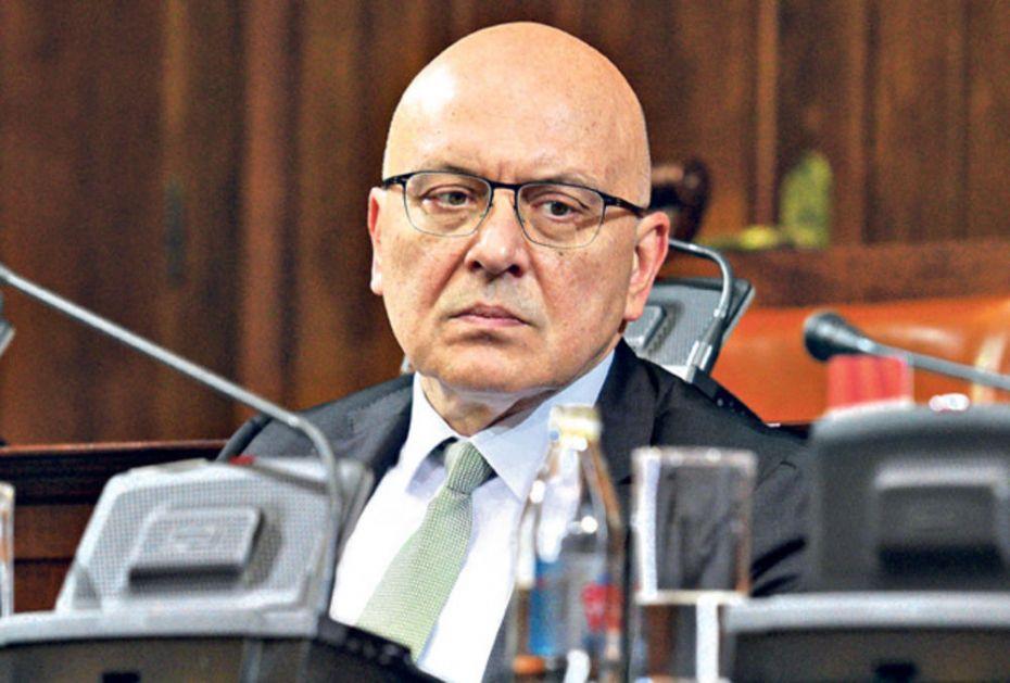 STIGLI REZULTATI TESTIRANJA VLADANA VUKOSAVLJEVIĆA: Ministar je hospitalizovan, ALI NE ZBOG KORONE