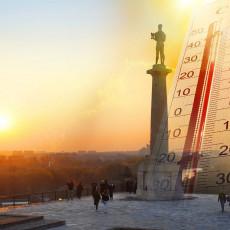 STIŽE NAM PRAVO LETNJE VREME: Spremite se za temperaturni šok, posle pljuskova i grmljavine sledi PAKAO i plus 30