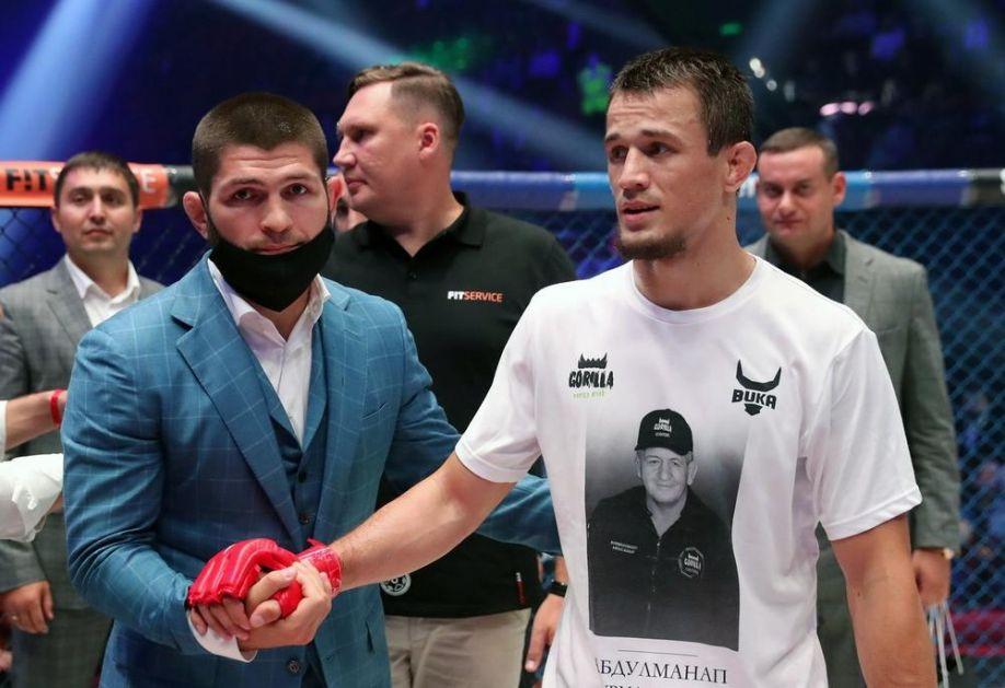 STIŽE NOVI NURMAGOMEDOV, MLAĐI I JAČI: Habibov rođak Usman seje strah u MMA, ima 11 pobeda, a NOKAUTI su mu specijalnost! (VIDEO)