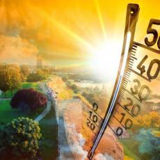 STIŽE PAKAO U SRBIJU, TEMPERATURE ĆE IĆI I VIŠE OD 35 STEPENI: Naš meteorolog objavio kada će početi vatreno leto!