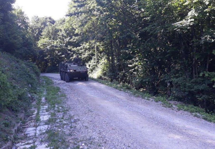 STIŽE POJAČANJE: Slovenija šalje još 35 vojnika na granicu sa Italijom