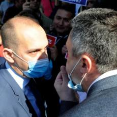 STIŽE REAKCIJA DRŽAVE: Evo šta čeka Obradovića i njegove sledbenike nakon DIVLJANJA ISPRED SKUPŠTINE