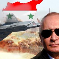 STIŽE RUSKA UBOJITA NEBESKA ZVER U SIRIJU: Džihadisti tek sad nemaju šanse, lovci će češljati pustinju uzduž i popreko