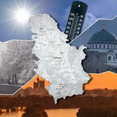 STIŽE ZAHLAĐENJE, ALI... Srpski meteorolog otkriva KAKVO VREME NAS OČEKUJE u narednom periodu (FOTO)