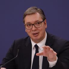 ŠTO BI SE TOME RADOVALE KOMITE ILI FANOVI OLUJE Vučić rekao šta mnogima smeta, pa poručio Srbija se diže