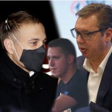 ŠTO PREKO LEŠEVA DECE? Vučić o prisluškivanju i crtanju mete na čelo njegovog sina: Đilasovi su postali MEGAFON grupe Veljka Belivuka!
