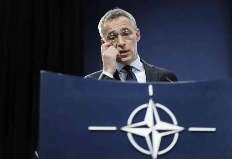 STOLTENBERG TRAŽI VEĆI BUDŽET ZA NATO: Potrebno nam je više rashoda da bismo održali bezbednost
