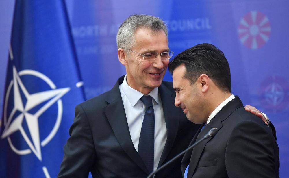 STOLTENBERG UTEŠIO ZAEVA POSLE ODBIJANJA IZ BRISELA: Ulazak Severne Makedonije u NATO ide po planu!