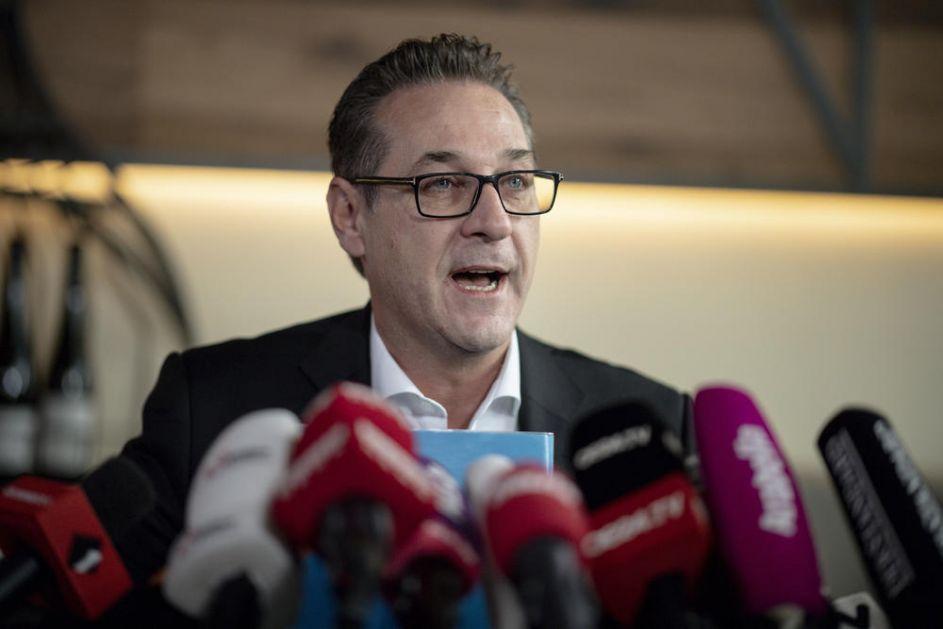 ŠTRAHE IZBAČEN IZ STRANKE: FPO mu nije oprostio aferu Ibica, ali ne odustaje od politike