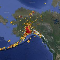 STRAHOVIT ZEMLJOTRES POGODIO ALJASKU: Potres jačine 8,2 stepena po Rihteru uznemirio stanovnike, sprema se CUNAMI
