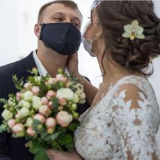 STRANCI TRAŽE DA DOĐU ČARTER LETOM, VAKCINIŠU SE I ORGANIZUJU SVADBU: I domaća venčanja u Srbiji na čekanju
