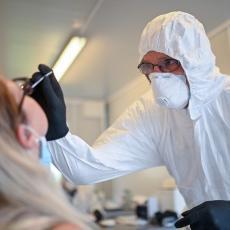 STRAŠAN SKANDAL NA KOSMETU: Ministarstvo zdravlja namerno smanjilo broj testova na korona virus