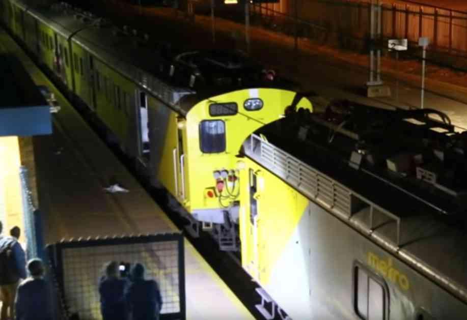 STRAŠAN SUDAR VOZOVA U JOHANEZBURGU: Povređeno 320 ljudi na železničkoj stanici (VIDEO)
