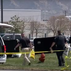STRAVIČAN ZLOČIN U JUTI: Napadač pucao dvojici šerifa u lice, policija ga brzo neutralisala (VIDEO)