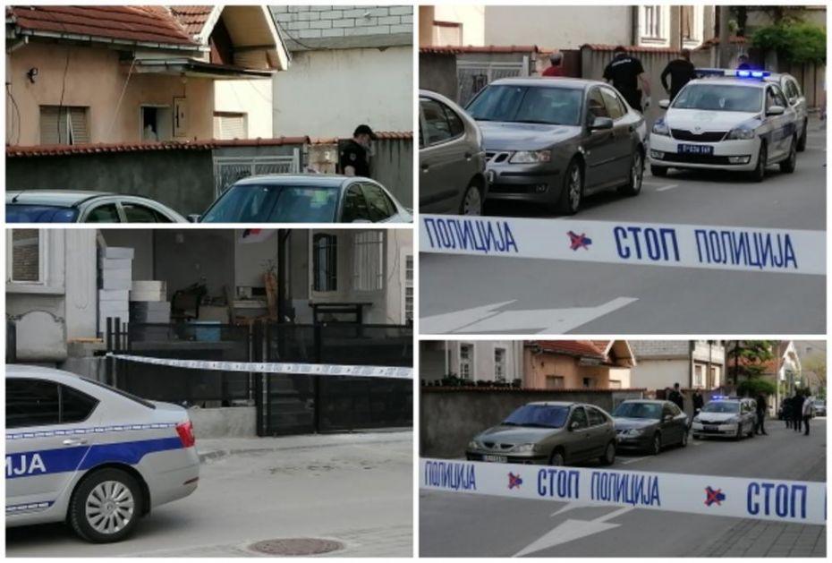 ČETVOROSTRUKO UBISTVO U LESKOVCU: Mladić (22) ubio oca, trudnu sestru, maćehu i njenu maloletnu ćerku? FOTO