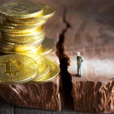 STRMOGLAV PAD IZNENADIO CEO SVET: Bitkoinu cena ponovo skliznula, a da li se očekuju nove oscilacije?