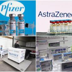 STRUČNI KOMITET DAO ZELENO SVETLO: Sve vakcine u Srbiji preporučene za treću dozu