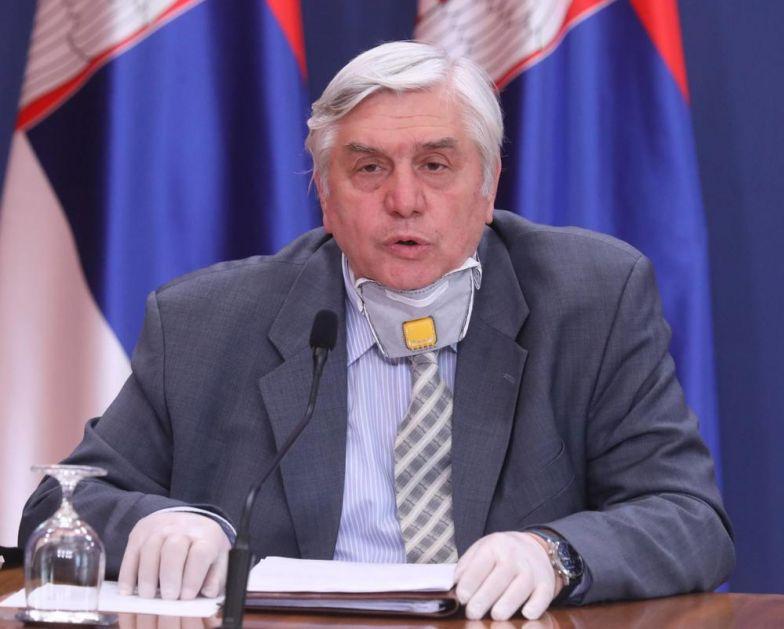 STUDENTI DONELI VIRUS U BEOGRAD Dr Tiodorović: Došlo je 10.000 mladih ljudi sa strane, oni su sigurno UZROK