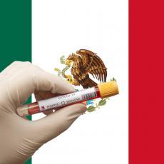 STVARAN BROJ ZARAŽENIH ZNATNO VEĆI: U Meksiku divlja korona