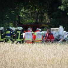 SUDAR DVA AVIONA IZNAD NEMAČKE! Poginula dva pilota, istraga je u toku (FOTO)