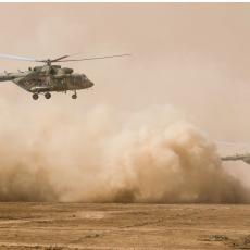 SUKOB  NA KAVKAZU NE PRESTAJE: Jermenska vojska oborila azerbejdžanski helikopter