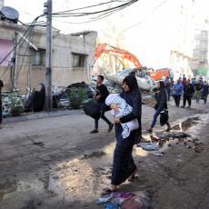 SUKOB NE JENJAVA! NAPETOST SAMO RASTE: Novi napad na Izrael, pogođeni obdanište i fabrika u Sderotu (FOTO)