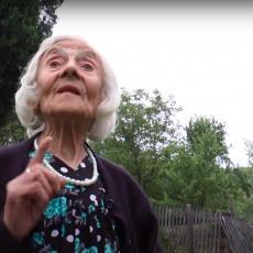 SUPER BAKA IZ GORNJIH BANJANA: Ljubica gazi 95-u, a kad UHVATI SPRINT svi ostanu u čudu (VIDEO)