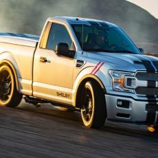 SUPER ZMIJA : Shelby ima novi model kamioneta