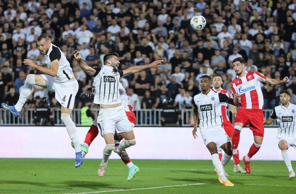 SUPERLIGA NE STAJE: Partizan čeka Spartak, Zvezda u Novom Pazaru
