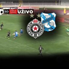 SUPERLIGA: Partizan rutinski protiv Mladosti (VIDEO)