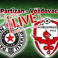 RUTINA U HUMSKOJ: Partizan lako ukrotio Zmajeve (VIDEO)