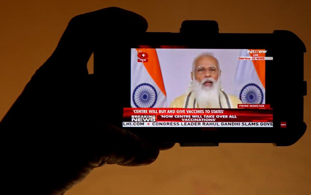 SUPERMEN MODI: Indijskom premijeru ni pandemija korone ni hiljade mrtvih ne mogu nista