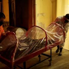 SUROVA KORONA IM NE DA MIRA: U Meksiku 6.025 novozaraženih, preminula 431 osoba