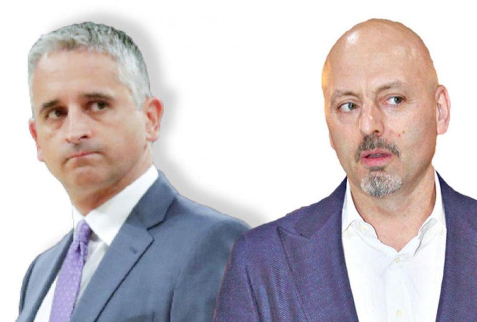 ŠUŠKA SE: Igor Kokoškov i Saša Obradović u trci za novog selektora Srbije