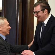 SUSRET PREDSEDNIKA SRBIJE I AMBASADORA RUSIJE: Vučić se sutra sastaje sa Bocan-Harčenkom