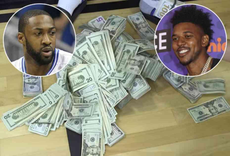 ŠUTIRANJE TROJKI ZA 100.000 DOLARA Neverovatna opklada bivšeg NBA igrača i zvezde Lejkersa! Doneo je KEŠ u TORBI i bacio na parket, a onda je krenulo ludilo! (VIDEO)